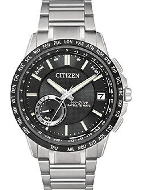 CITIZEN Satellite Wave - World Time GPS CC3005-85E