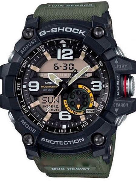 G-Shock Mudmaster GG-1000 Twin Sensor
