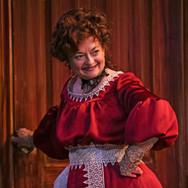 """Kitty Warren in """"Mrs. Warren's Profession"""""""