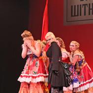 """Hildret Heinz in """"Iron Curtain"""""""