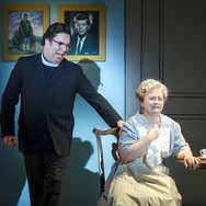 """Mrs. Sullivan in """"No Way to Treat A Lady"""""""