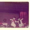 """Snow Man (Stage Right) in """"Freedom High School's Holiday Concert"""""""
