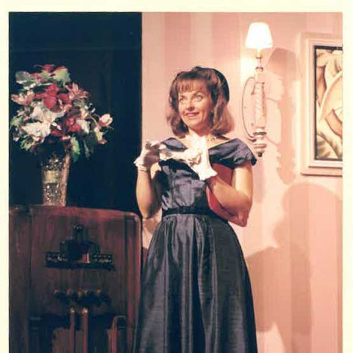 "Maggie in ""Lend Me A Tenor"""