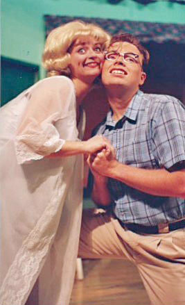 "Audrey in ""Little Shop of Horrors"""