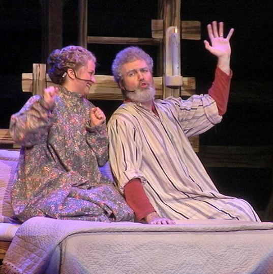 """Eliza in """"The Ark"""""""