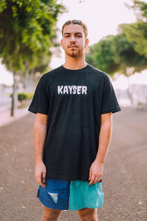 Camiseta Kayser basic Black
