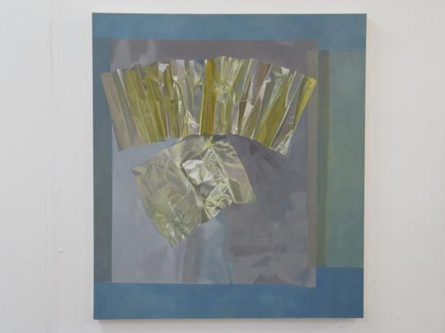 Angel. 92 x 82cm, oil on canvas