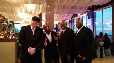 Troy Barnett | Private Wedding | Phat Bar