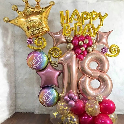 """Happy Birthday """"Pink dreams"""""""