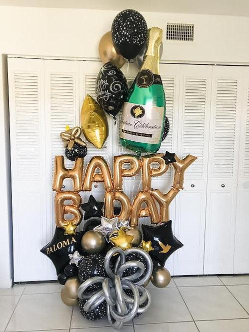 """Happy Birthday """"Black"""""""
