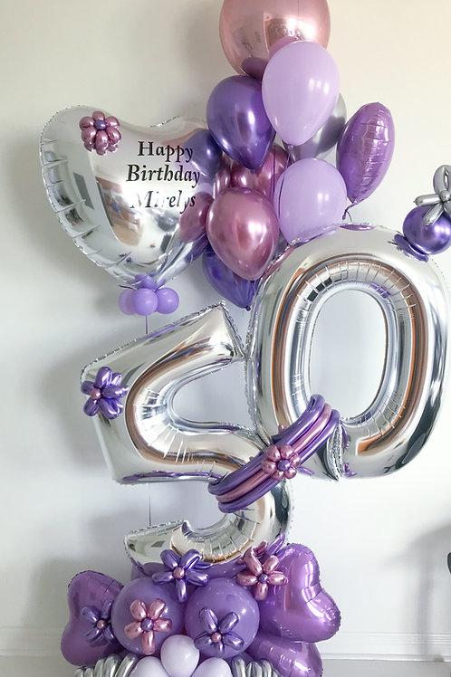 "Happy Birthday ""Lavander"""