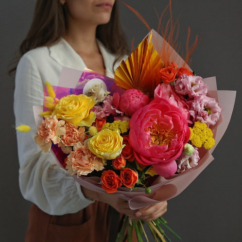 Your custom bouquet