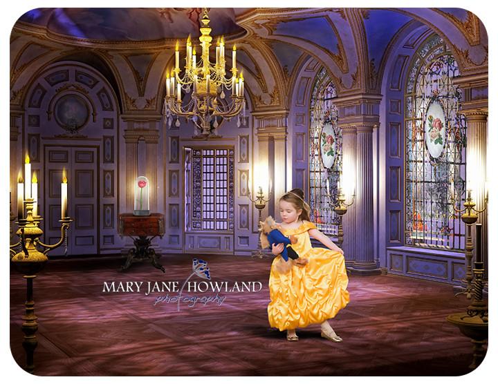 LUCY & BEAST DANCING