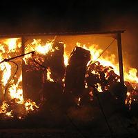 incendie batiment