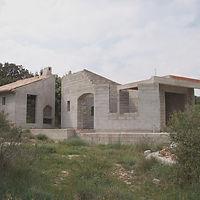 maison fissurée