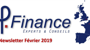 Newsletter NG Finance - Février 2019