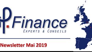 Newsletter NG Finance - Mai 2019