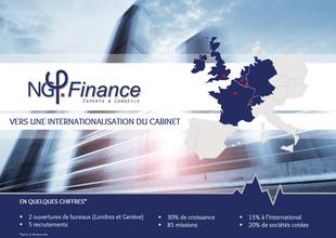 Newsletter NG Finance : vers une internationalisation du cabinet