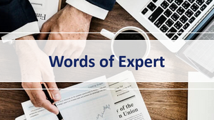 Words of Expert June 2020