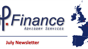 Newsletter NG Finance - july 2019