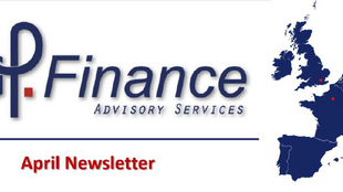 Newsletter NG Finance - April 2019