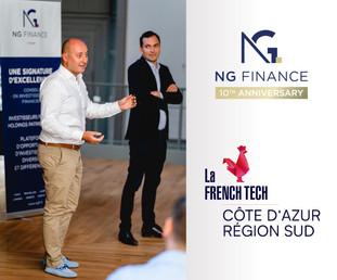 NG Finance X French Tech Côte d'Azur