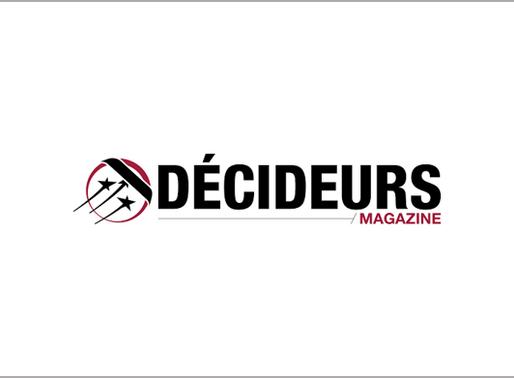Décideurs 2017 - Guide Capital Investissement 2017
