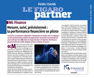 Interview Guilhem Pinot de Villechenon, Le Figaro Partner.