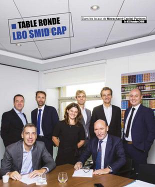 Table ronde LBO SMID CAP :  Management et création de valeur
