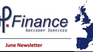 Newsletter NG Finance - june 2019