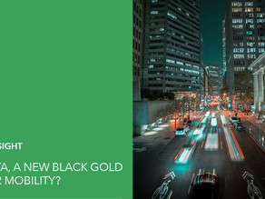 Data, a new black gold for mobility?