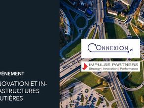 Innovation et infrastructures routières, Neovya à la table ronde Connexion 21