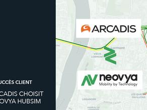 Arcadis et Neovya Hubsim pour fluidifier le trafic de la rocade de Bordeaux