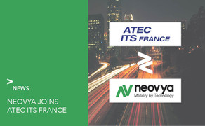Neovya joins the professional association ATEC ITS France