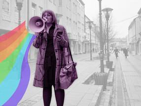 """Selma Mustačević: Zahvaljujući radu TOC-a LGBTI teme su izašle iz """"ormara""""!"""