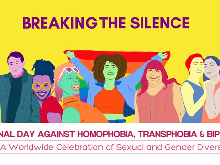 IDAHOBIT 2020: Queer Art in Self-isolation – Breaking the Silence