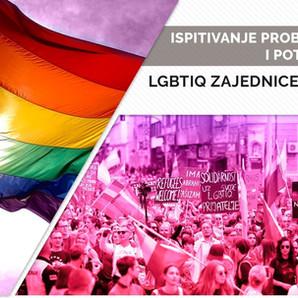 PUBLIKACIJA: Ispitivanje potreba LGBTI zajednice u TK