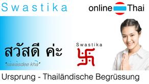Ursprung - Thailändische Begrüssung