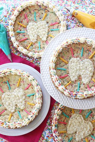 "Springtime ""Sweet Tooth"" Funfetti Cake"