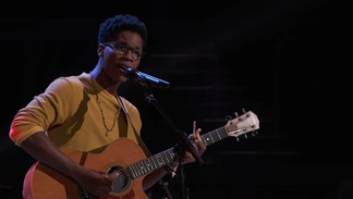 The Voice: Thunderstorm Artis Blind Audition