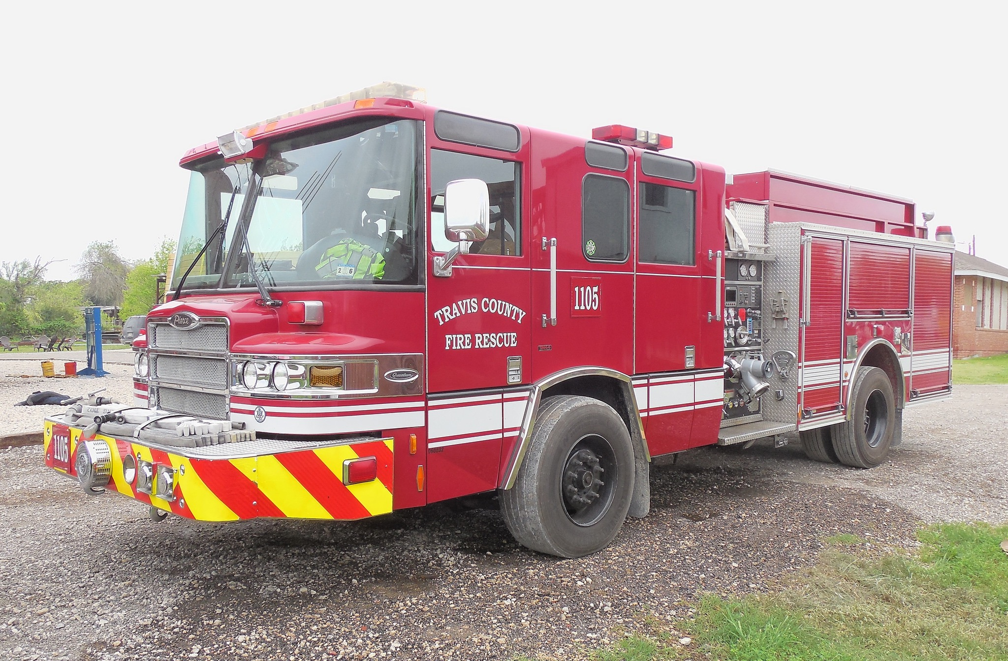 Engine 1105 (reserve unit)