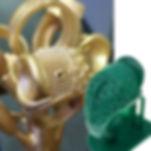 Solidscape-EmeraldCast-casting-tree-fish