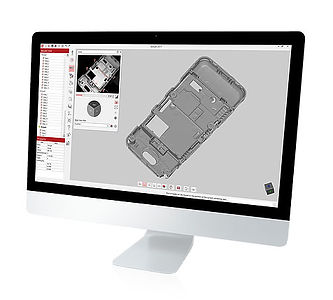 EZScan Solutionix - 3DScanning program