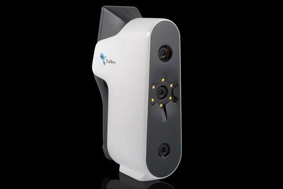 Calibry scanner left side