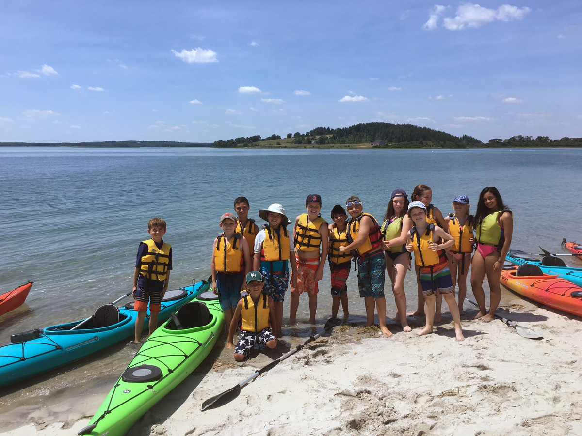 ERBA Kayak Adventure Camp