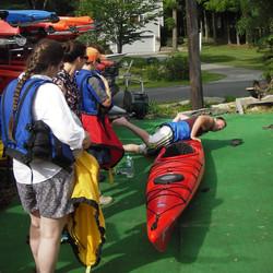kayak lessons
