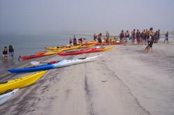 ERBA kayaking