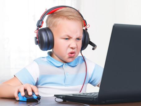 子どものオンライン学習の注意点と対策をお伝え。