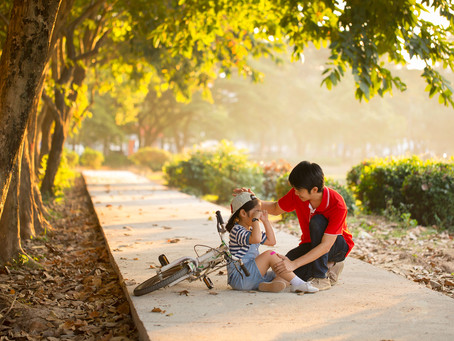子どもを伸ばす「我慢」がある。戦略的に我慢して賢く子育て。