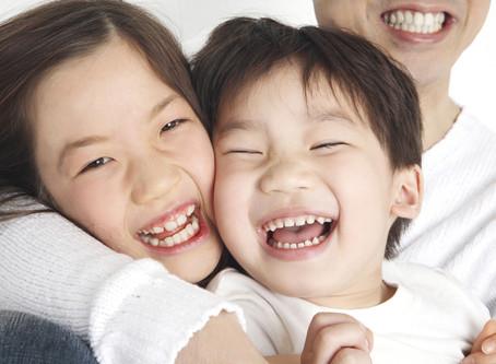 たった一言で家時間が快適になる!家族の笑顔が増える!